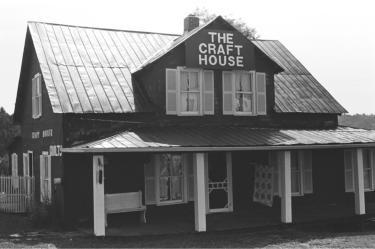 The Craft House, Meadows of Dan, Virginia.