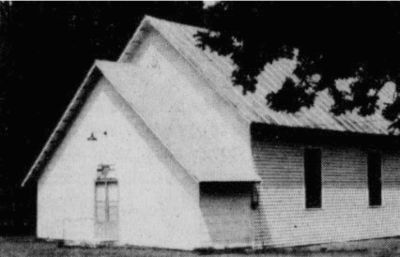 Concord Primitive Baptist Church.