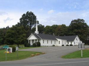 Meadows of Dan Baptist Church, Meadows of Dan, Virginia